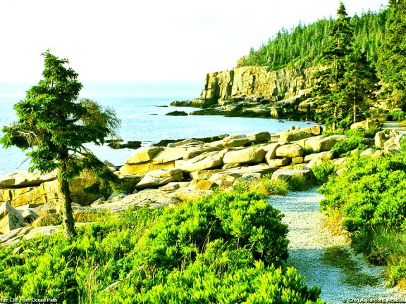 Acadia National Park Tours, Hotels, Lodging, Foods - USA