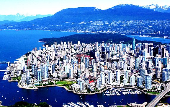 Vancouver Tours, Hotels, Restaurants, Lodging, foods - Travel Guide in Canada