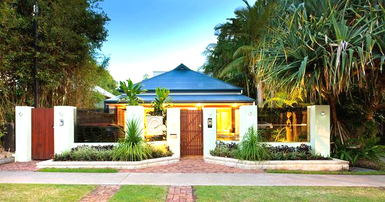 Bayhaven Lodge Near Byron Bay in Australia