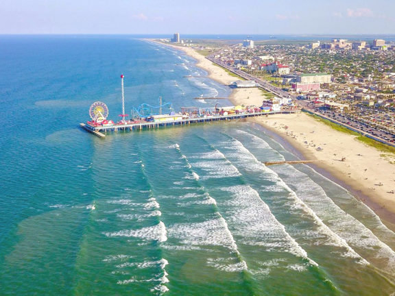 Galveston Tours, Hotels, Beach, Restaurant, Food, Lodging - Travel in USA