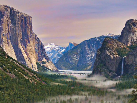 Yosemite National Park Tours, Camping, Lodging, Weather, Location, Hotels, Restaurants - Travel in USA