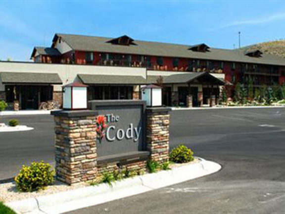 Cody WY Hotel, Near Yellowstone National Park