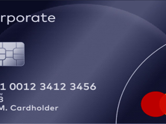Corporate Travel Card