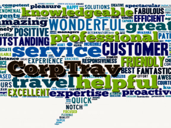 Corporate Travel Reviews