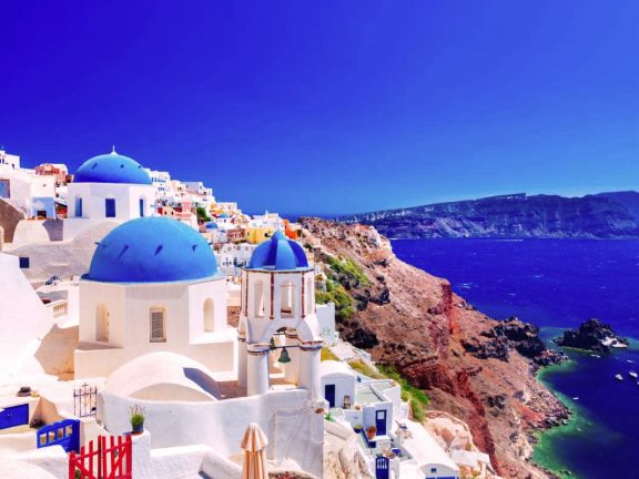 Santorini Tours, Hotels, Restaurants, Beach- Travel in Greece