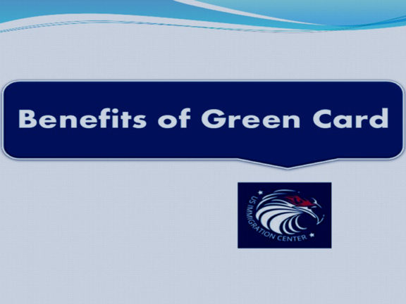 Travel Benefits of Green Card