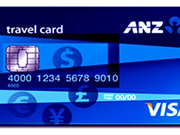Travel Card ANZ