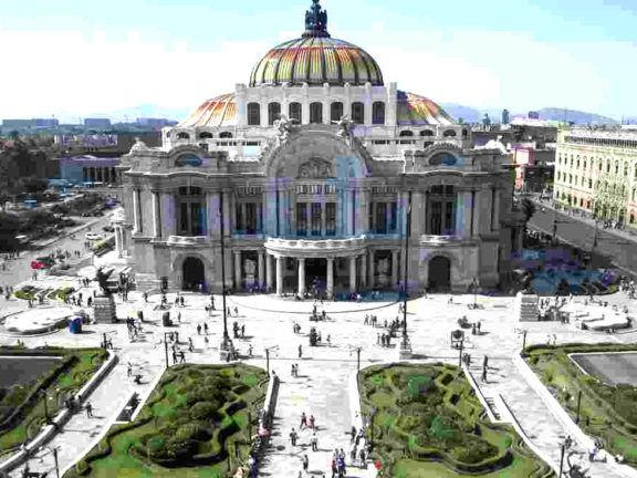 Mexico City Tours, Restaurants, Attractions, Hotels, Weather, Foods & Things to Do - Travel Guide in Mexico