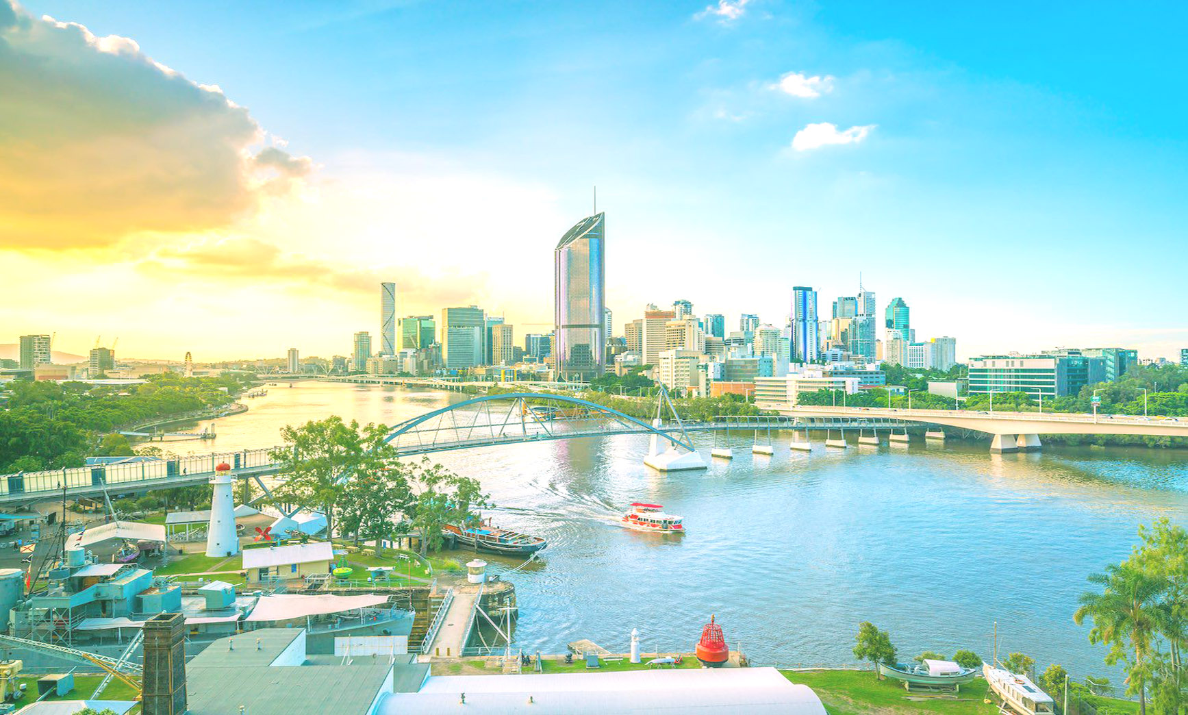 Brisbane Tours, Hotels, Restaurants, Weather, Map, Culture & Things to Do - Travel Guide in Australia